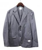 BEDWIN(ベドウィン)の古着「16SS/テーラードジャケット」 グレー