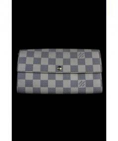 LOUIS VUITTON(ルイ ヴィトン)の古着「長財布」|ホワイト