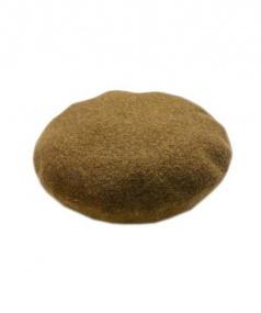 kijima takayuki(キジマタカユキ)の古着「フェルトウールベレー帽」|ブラウン