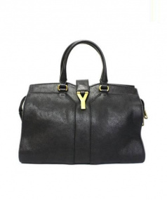 YVES SAINT LAURENT(イヴサンローラン)の古着「2WAYバッグ」|ブラック