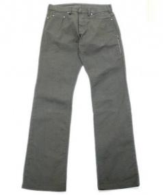 NEIL BARRETT(ニールバレット)の古着「スキニーパンツ」 オリーブ