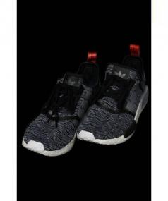 adidas(アディダス)の古着「ローカットスニーカー」 グレー×ホワイト
