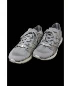 adidas(アディダス)の古着「ローカットスニーカー KING PUSH EQT PRIME」|グレー
