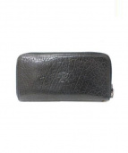 PARABELLUM(パラベラム)の古着「ラウンドファスナー財布」|ブラック
