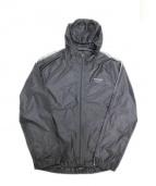 GYAKUSOU(ギャクソウ)の古着「パッカブルジャケット」|ブラック