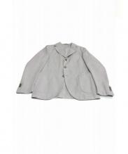 BOGLIOLI(ボリオリ)の古着「3Bジャケット」|ベージュ