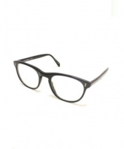 OLIVER PEOPLES(オリバーピープルズ)の古着「伊達眼鏡」|ブラック