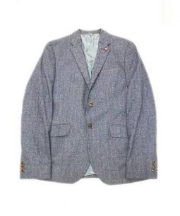 TED BAKER(テッドベーカー)の古着「テーラードジャケット」 インディゴ