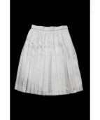 Harrods(ハロッズ)の古着「フォーリーブスクローバースカート」|ピンク