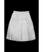 Harrods(ハロッズ)の古着「フォーリーブスクローバースカート」