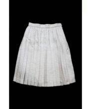 Harrods(ハロッズ)の古着「フォーリーブスクローバースカート」 ピンク