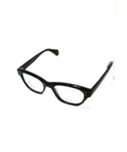 OLIVER PEOPLES(オリバーピープル)の古着「伊達眼鏡」|ブラック