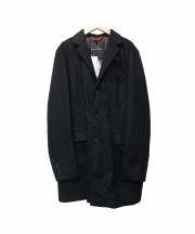 PEUTEREY(ピューテリー)の古着「チェスターコート」 ブラック