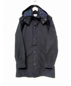 cape heights(ケープハイツ)の古着「ナイロンジャケット」|ブラック
