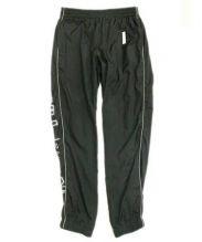 FULL-BK(フルビーケー)の古着「PIPING NYLON PANTS」|ブラック