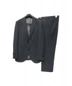 THE SUIT COMPANY(ザスーツカンパニ)の古着「シアサッカーセットアップスーツ」