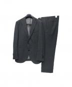 THE SUIT COMPANY(ザ・スーツカンパニー)の古着「シアサッカーセットアップスーツ」