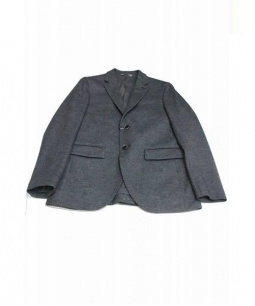 INTERMEZZO(インターメッツォ)の古着「テーラードジャケット」 グレー
