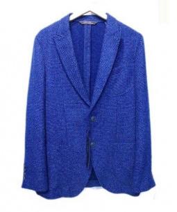 ILFARO(イルファーロ)の古着「テーラードジャケット」 インディゴ