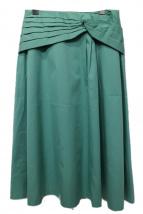 NNOLLEYS(ノーリーズ)の古着「ねじりデザインミディスカート」