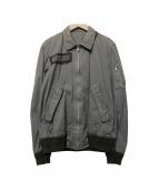 sacai(サカイ)の古着「Product dyed Jacket」 カーキ