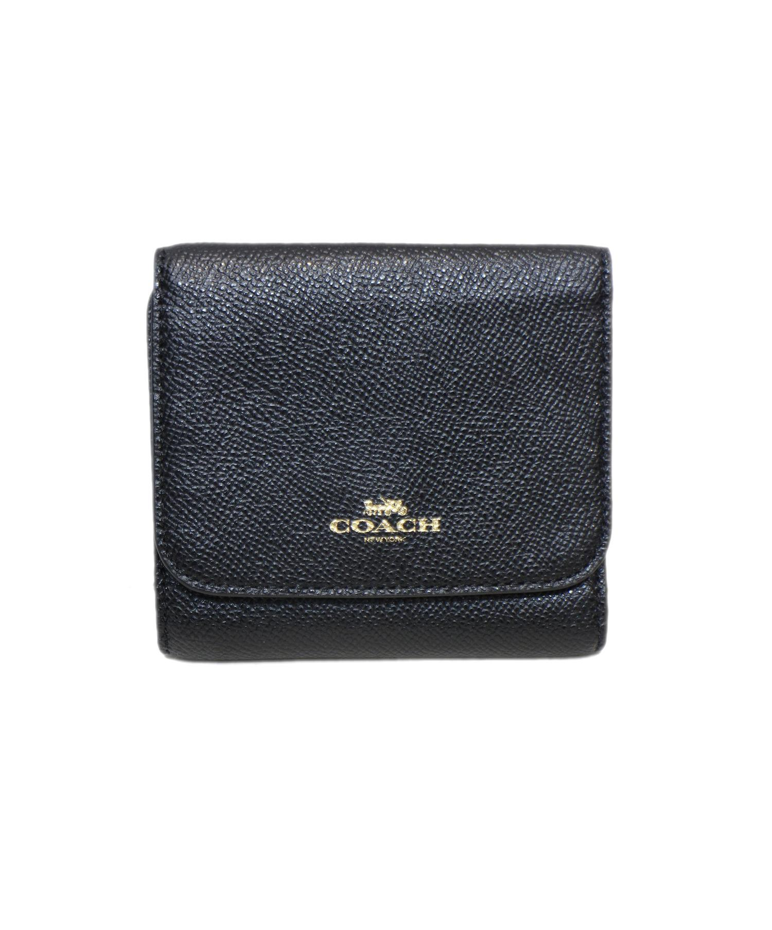 the latest 440a1 d8694 [中古]COACH(コーチ)のレディース 服飾小物 2つ折り財布