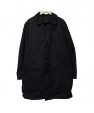 EDIFICE(エディフィス)の古着「中綿ライナーステンカラーコート」