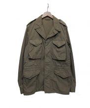 ASPESI(アスペジ)の古着「M65ジャケット」|ベージュ