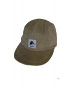 FLAGSTUFF(フラッグスタッフ)の古着「コーデュロイキャップ」|ブラウン