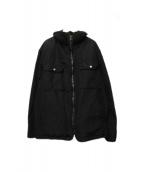 C.P COMPANY(シーピーカンパニー)の古着「リバーシブルジャケット」|ブラック