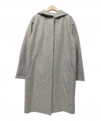 MAYSON GREY(メイソングレイ)の古着「フーデッドコート」|グレー