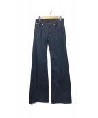 MM6(エムエムシックス)の古着「パンツ」|ブルー