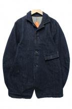 KATO(カトー)の古着「デニムカバーオール」
