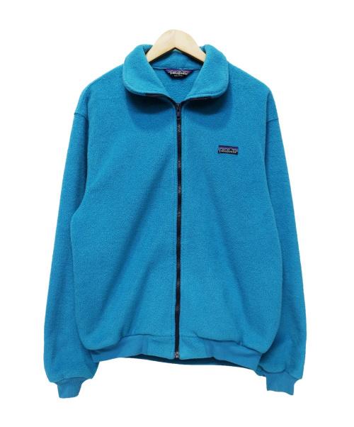 Patagonia(パタゴニア)Patagonia (パタゴニア) [古着]フリースジャケット ブルー サイズ:不明の古着・服飾アイテム
