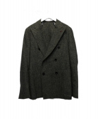 FUGATO(フガート)の古着「テーラードジャケット」|ベージュ