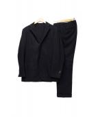 B-SHOP×SCYE(ビショップ)の古着「セットアップスーツ」|ネイビー