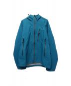 L.L.BEAN(エルエルビーン)の古着「ナイロンジャケット」|ブルー
