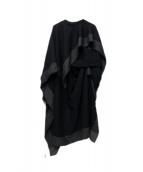 COMME des GARCONS(コムデギャルソン)の古着「変形ストライプジャケット」