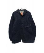KATO'(カトー)の古着「デニムカバーオール」