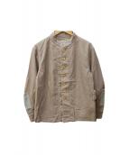 VISVIM(ビズビム)の古着「LUGLI JKT SLUB CORDUROY」 グレー
