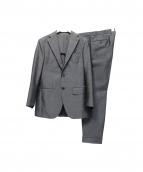 Brilla per il gusto(ブリッラ ペル イル グスト)の古着「オリジナルモヘヤ混セットアップスーツ」|グレー