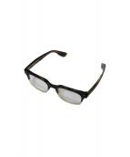 金子眼鏡(カネコメガネ)の古着「伊達眼鏡」