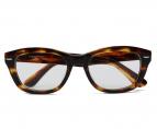 COOTIE(クーティー)の古着「伊達眼鏡」|ベージュ