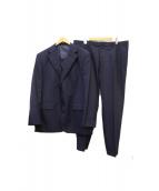 THE SUIT COMPANY(ザスーツカンパニ)の古着「セットアップスーツ」|ネイビー