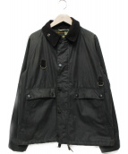 Barbour(バブアー)の古着「SPEY WAXED COTTON JK」|オリーブ