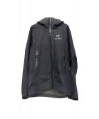 ARCTERYX(アークテリクス)の古着「Beta SL Hybrid Jacket」|ブラック