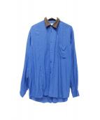 COMME des GARCONS SHIRT(コムデギャルソンシャツ)の古着「切替シャツ」