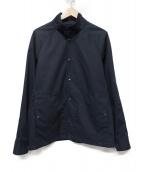 SEMPACH(ゼンパッハ)の古着「スタンドカラージャケット」|ネイビー