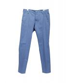 ENTRE AMIS(アントレアミ)の古着「スキニーパンツ」|ブルー