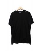 EMPORIO ARMANI(エンポリオアルマーニ)の古着「Tシャツ」|ブラック